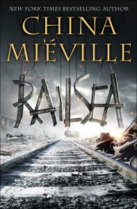 Cover for Railsea by China Miéville