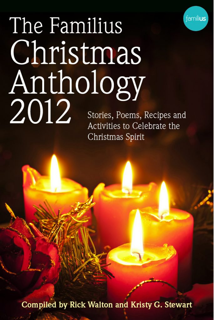 Familius Christmas Anthology cover