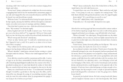 Rift (Roran Curse Book 4), pages 2-3