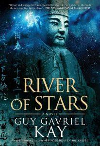 River of Stars by Guy Gavriel Kay Cover