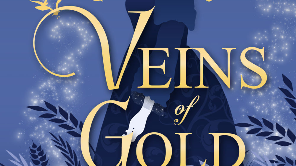 Veins of Gold by Charlie N. Holmberg Cover