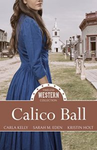 The Cover for Calico Ball from Mirror Press
