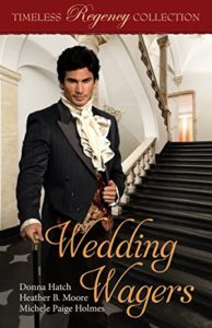 Cover for Wedding Wagers by Mirror Press