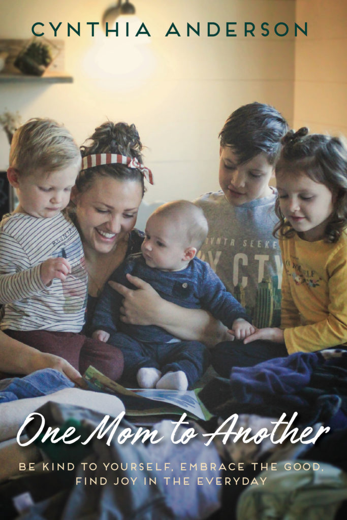Cover for ONE MOM TO ANOTHER by Cynthia Anderson