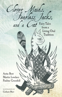 Cover for Clever Maids, Fearless Jacks, and a Cat