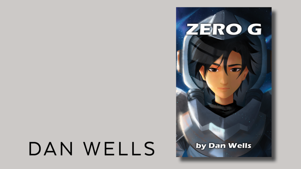 book design for zero g dan wells self-publishing